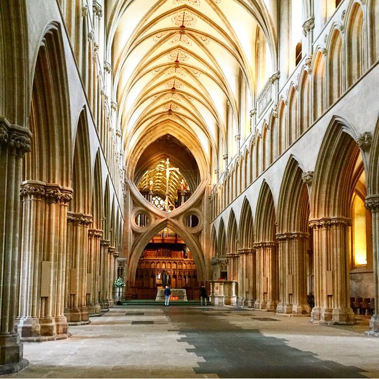 Fundraising support for Wells Cathedral