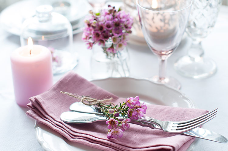 More than a caterer - a wedding planner too!