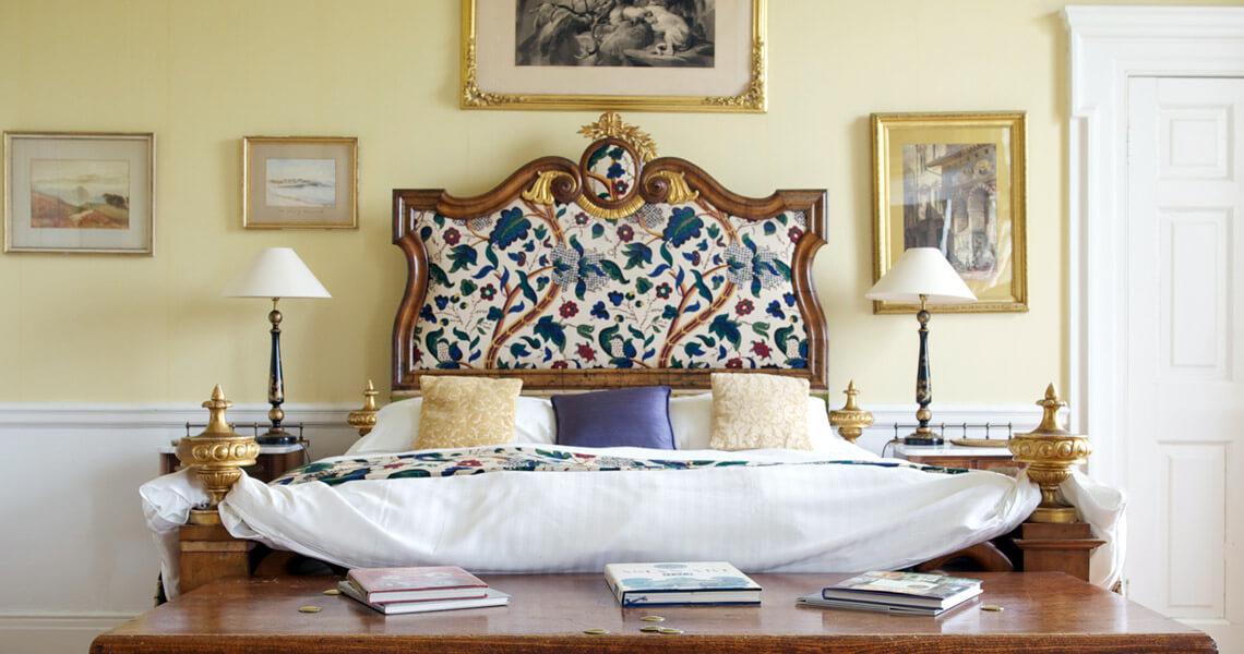 Bradley House Master Bedroom