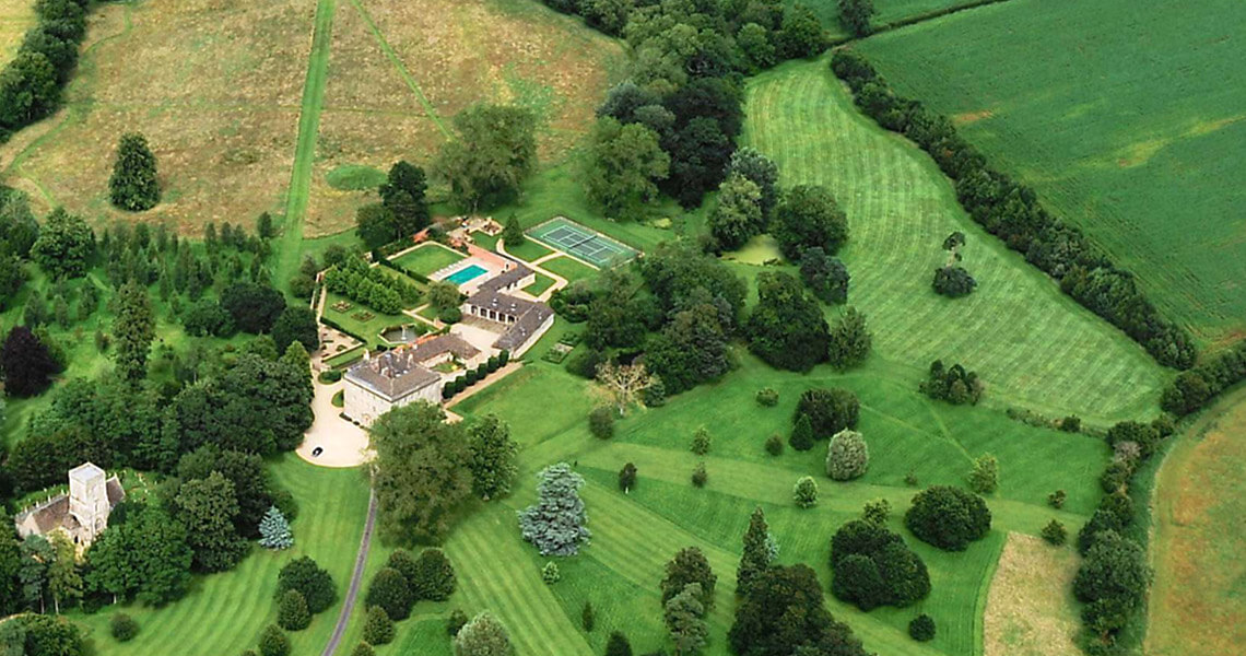 18th Century Cotswold Mansion