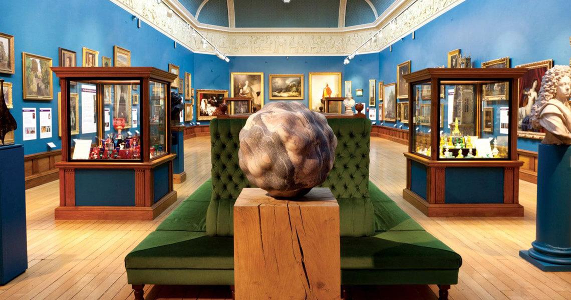 Victoria upper gallery