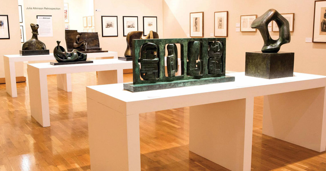 Victoria lower gallery