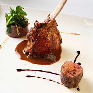 Lamb three Ways