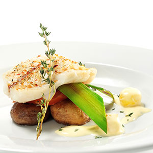 Cod, New Potato and Thyme